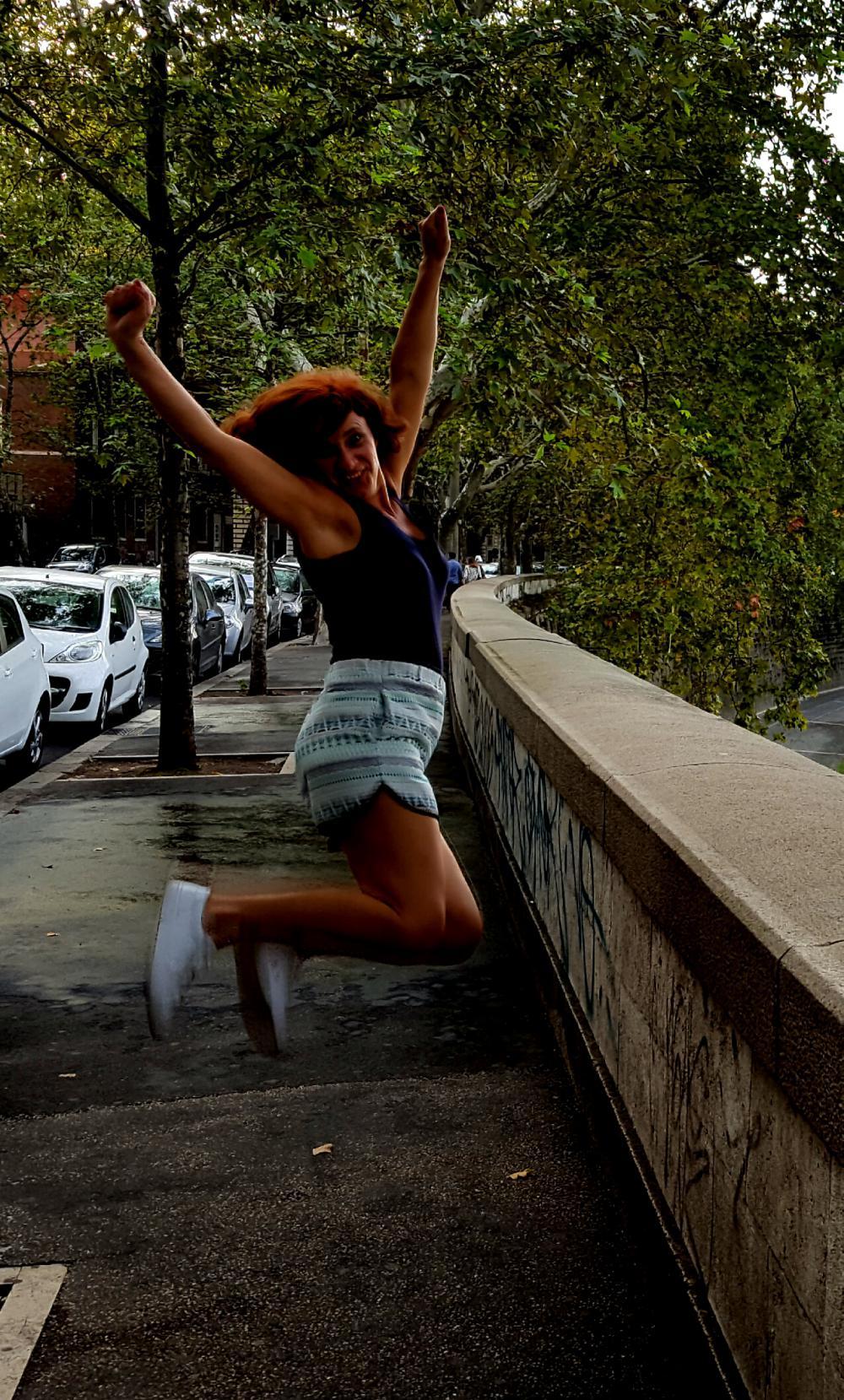 Un salto hacia delante, ¿te atreves…?