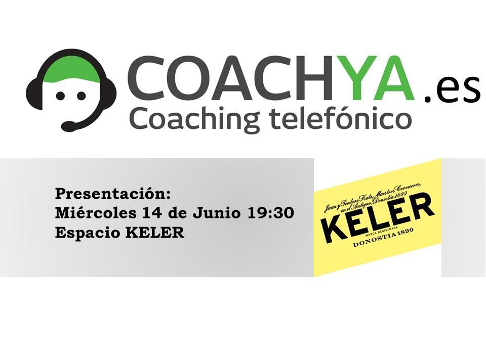 Presentación Coachya.es