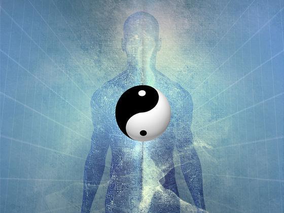 La paz es el arte de equilibrar el yin y el yang